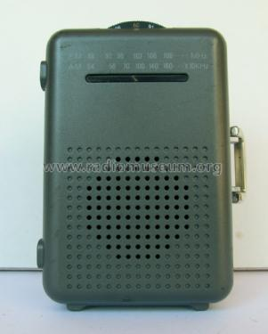 Pocket Radio Koffer; Unknown - CUSTOM (ID = 1409086) Radio