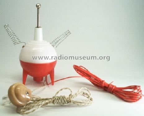 Space Radio GR-150; Unknown - CUSTOM (ID = 116718) Crystal