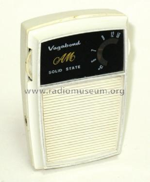 Vagabond - AM Solid State M10-020; Unknown - CUSTOM (ID = 1688946) Radio