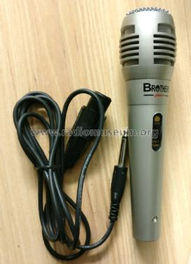 Brothers Choice Dynamic Microphone ; Unknown Worldwide (ID = 2396568) Microphone/PU