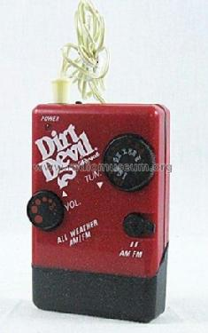 Dirt Devil All Weather AM/FM ; Unknown Worldwide (ID = 1257095) Radio
