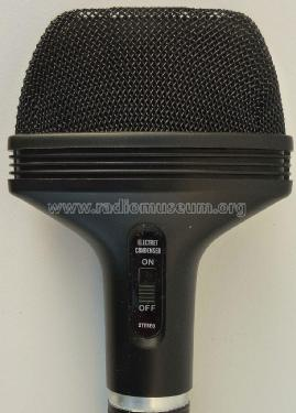 Electret Condenser Stereo Microphone EM-240; Unknown Worldwide (ID = 2154955) Microphone/PU