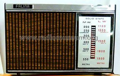 Falina Solid State ; Unknown Worldwide (ID = 1226898) Radio