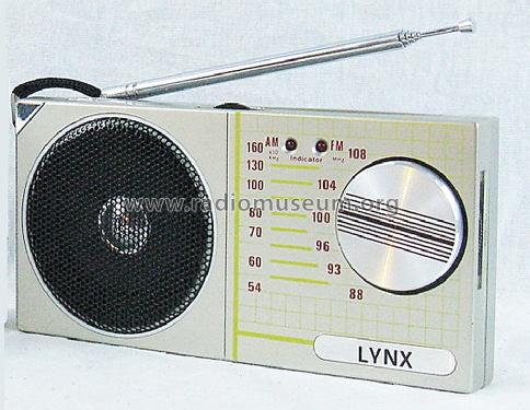 Lynx LK-8; Unknown Worldwide (ID = 1577029) Radio