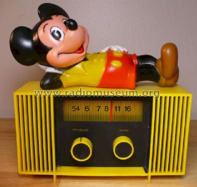 Mickey Mouse ; Concept 2000 Hong (ID = 1014329) Radio