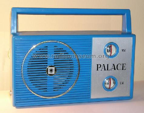 Palace TR-803 Hi-Fi de Luxe; Unknown Worldwide (ID = 866161) Radio