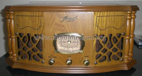 Phonograph - MW/FM Stereo Radio and Full Size Stereo Phonograph AEW7475; Unknown Worldwide (ID = 1722189) Radio