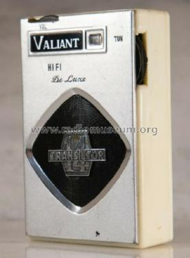 14 Transistor Hi Fi De Luxe ; Valiant Watch Ltd.; (ID = 2566520) Radio