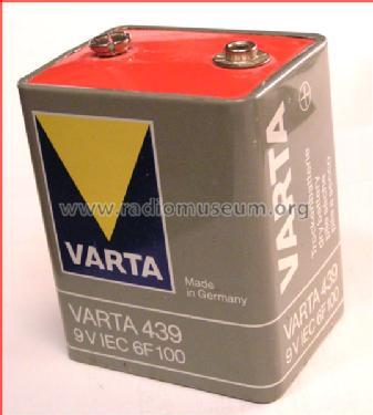 Varta 439 IEC 6F100; Varta Accumulatoren- (ID = 741518) Strom-V