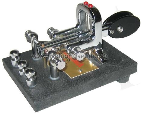 Iambic Morse+TTY Vibroplex Co  Inc