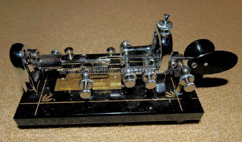 Original Bug 100th Anniversary Morse+TTY Vibroplex Co  Inc