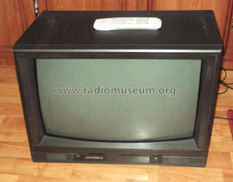 Infra Color Television TS 5355 OSD-TXT; Videoton; (ID = 1188355) Television