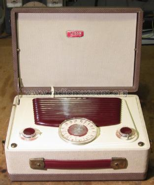 My Lady Anne CN430; Vidor Ltd.; Erith (ID = 1072447) Radio