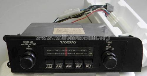 Volvo 240 Radio - Amfm Radio Sr Volvo Ab Now Volvo Id - Volvo 240 Radio