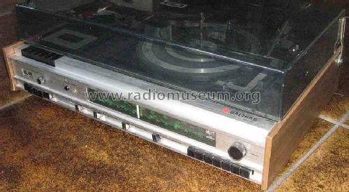 Music Centre - Stereo Cassette AM/FM Receiver STM 30; Waltham Electronics, (ID = 456905) Radio