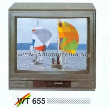 Super Infracolor WT 655; Waltham S.A., Genf (ID = 1993626) Television