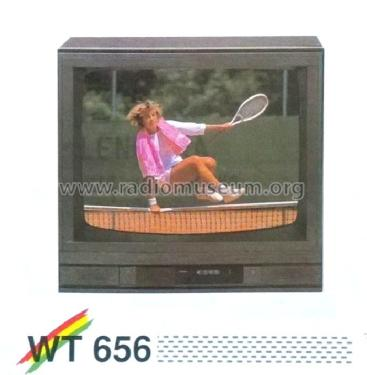 Super Infracolor WT 656; Waltham S.A., Genf (ID = 1993637) Television