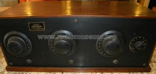 Neutrodyne Type L; Ware Mfg. (ID = 1732028) Radio