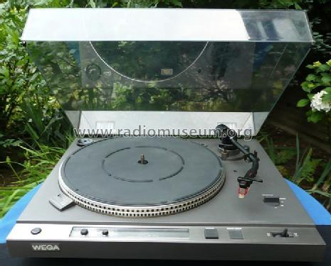 HiFi Turntable P550; Wega (ID = 630391) R-Player