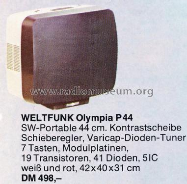 Olympia Mainz olympia p 44 television weltfunk gmbh co kg mainz build