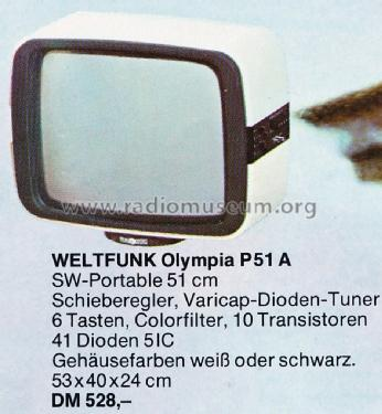 Olympia Mainz olympia p 51a television weltfunk gmbh co kg mainz buil