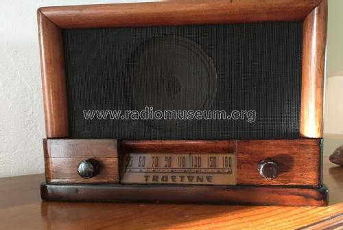D-2619 Truetone ; Western Auto Supply (ID = 2330437) Radio