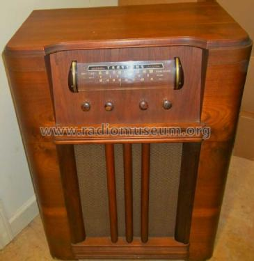 Truetone D-1845 ; Western Auto Supply (ID = 1586516) Radio