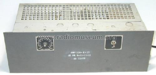 124C ; Western Electric (ID = 505948) Ampl/Mixer