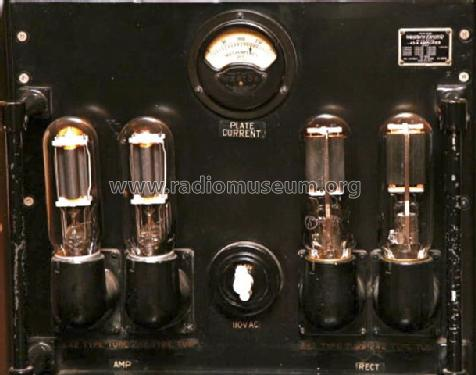 43-A Amplifier; Western Electric (ID = 697900) Ampl/Mixer