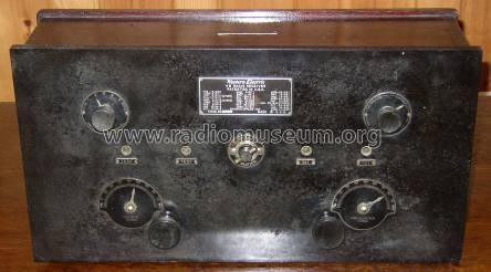 4-B ; Western Electric (ID = 229123) Radio