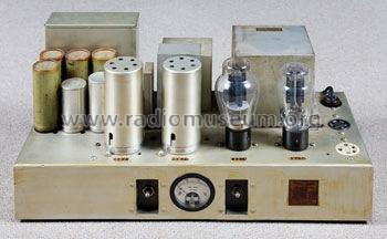 91A Amplifier; Western Electric (ID = 696381) Ampl/Mixer
