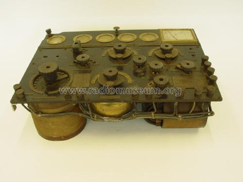 Radio Telegraph Set Box Type BC-45; Western Electric (ID = 2257932) Militär