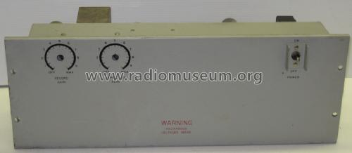 L2 Amplifier KS-16508; Western Electric (ID = 1385333) Verst/Mix