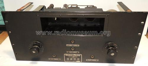 Amplifier 60-A; Western Electric (ID = 1858208) Ampl/Mixer
