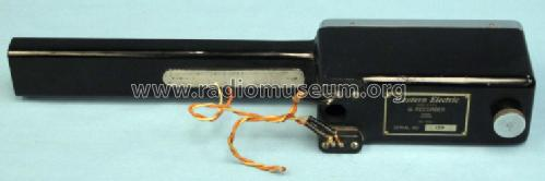 Recorder Cutting Head 1A; Western Electric (ID = 1349598) Misc