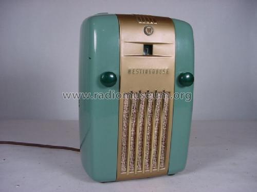 Little Jewel Refrigerator H-125 Radio Westinghouse El. & on