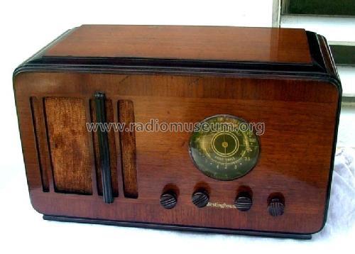 Wr 208 Radio Westinghouse El Mfg Co