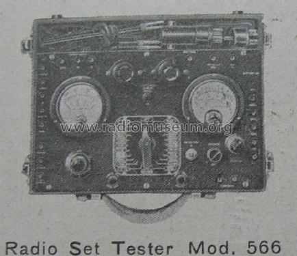 566; Weston Electrical (ID = 571069) Equipment