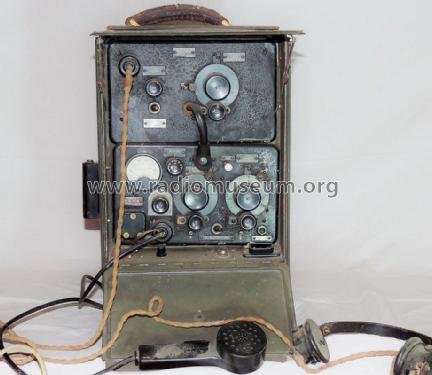Transmitter - Receiver N°18 MKIII; MILITARY U.K. (ID = 1823009) Commercial TRX