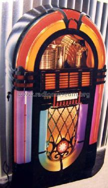 Jukebox 1015, amp = 503 or 504 R-Player Wurlitzer Co , The