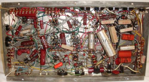 Organ Amplifier 501846-01 Ampl/Mixer Wurlitzer Co , The
