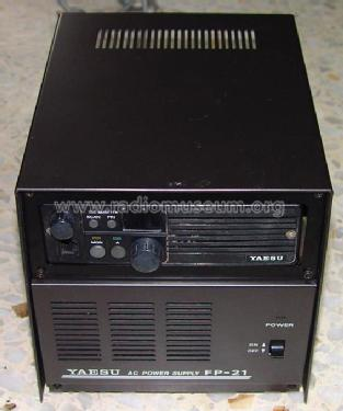AC Power Supply FP-21; Yaesu-Musen Co. Ltd. (ID = 2105443) Power-S