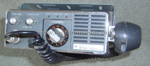 FT-1525A; Yaesu-Musen Co. Ltd. (ID = 467044) Commercial TRX
