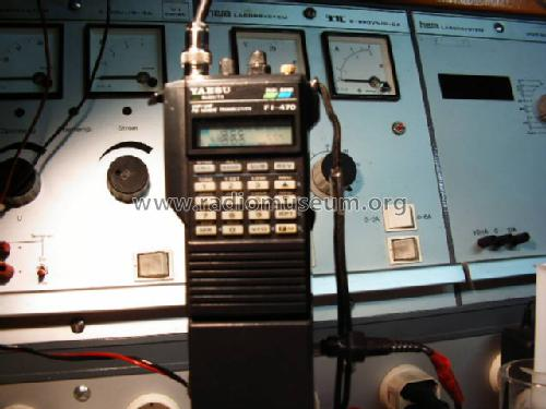FT-470; Yaesu-Musen Co. Ltd. (ID = 165987) Amateur