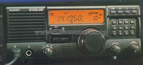 FT-600; Yaesu-Musen Co. Ltd. (ID = 794567) Amateur