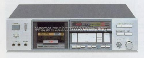 Natural Sound Stereo Cassette Deck K-600; Yamaha Co.; (ID = 652271) R-Player