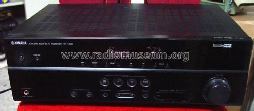 Natural Sound Av Receiver Rx V367 Radio Yamaha Co Hamamats