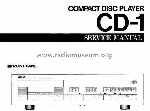 natural sound compact disc player cd 1 r player yamaha co rh radiomuseum org yamaha a-1 service manual yamaha dsp a1 service manual download