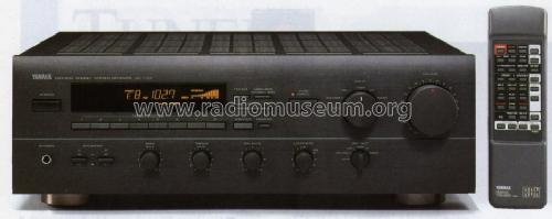 Natural Sound Stereo Receiver Rx 770 Radio Yamaha Co