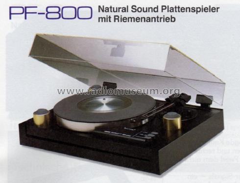 PF-800; Yamaha Co.; (ID = 1008379) R-Player